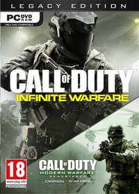 Pc Call of Duty:  Infinite Warfare Legacy ENG