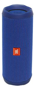 JBL bluetooth luidspreker Flip 4 blauw-Vooraanzicht