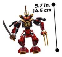 LEGO Ninjago 70665 De Samoerai Mech-Artikeldetail