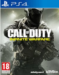 PS4 Call of Duty: Infinite Warfare ANG/FR