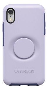 Otterbox coque Otter + Pop Symmetry Series Case pour iPhone Xr Lilac Dusk-Arrière