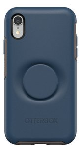 Otterbox coque Otter + Pop Symmetry Series Case pour iPhone Xr Go To Blue-Arrière