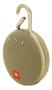 JBL bluetooth luidspreker Clip 3 zand-Rechterzijde