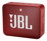 JBL bluetooth luidspreker GO 2 rood-Rechterzijde