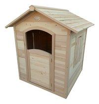 AXI houten speelhuisje Britt-commercieel beeld
