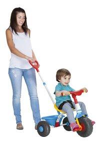 Feber driewieler Baby Trike blauw-Afbeelding 2