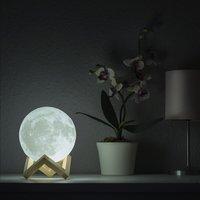 Lamp Maanlamp 3D-Afbeelding 3