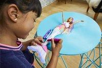 Barbie poupée mannequin  Dreamtopia Color Magic Mermaid-Image 3