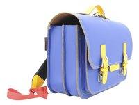 # Own Stuff Boekentas Cobalt/Yellow 38 cm-Linkerzijde