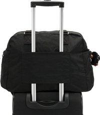 Kipling reistas July Bag L True Black 45 cm-Afbeelding 1