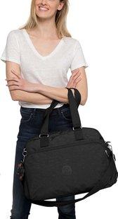 Kipling reistas July Bag L True Black 45 cm-Afbeelding 2