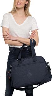 Kipling reistas July Bag L True Navy 45 cm-Afbeelding 2