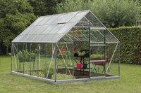 ACD serre Intro Grow Oliver 9,9 m² aluminium-Image 1