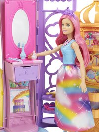 Barbie speelset Dreamtopia Kasteel met pop en hondje-Artikeldetail