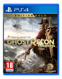 PS4 Tom Clancy's Ghost Recon: Wildlands Gold Edition ENG/FR-Vooraanzicht