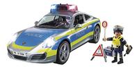 PLAYMOBIL Porsche 70066 Porsche 911 Carrera 4S Police-Avant