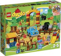 LEGO DUPLO 10584 Het dierenpark