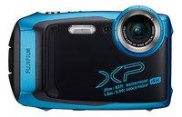 Fujifilm appareil photo numérique FinePix XP 140 bleu-Avant