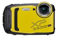 Fujifilm appareil photo numérique FinePix XP 140 jaune-Avant