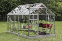 ACD serre Intro Grow Lily 6,2 m² aluminium-Image 1