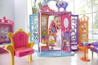 Barbie Dreamtopia Château avec poupée et chiot-Image 4