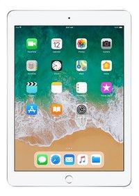 Apple iPad Wi-Fi 32 GB zilver-Vooraanzicht
