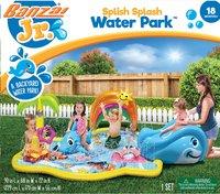 Banzai Jr. opblaasbaar speelcenter Splish Splash Water Park-Vooraanzicht