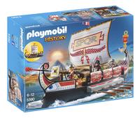 Playmobil History 5390 Romeins galeischip-Vooraanzicht