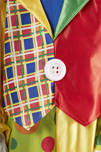 DreamLand verkleedpak Clown maat 128-Artikeldetail
