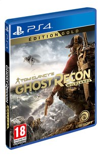 PS4 Tom Clancy's Ghost Recon: Wildlands Gold Edition ENG/FR-Linkerzijde