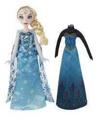 Poupée mannequin  Disney La Reine des Neiges Elsa avec tenue supplémentaire