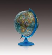 Globe terrestre/Globe céleste-Image 1