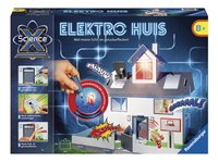 Ravensburger Science X Elektro huis-Vooraanzicht
