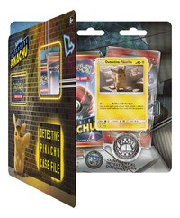 Pokémon Trading Cards Detective Pikachu Case File - 3 Booster Packs ANG-Détail de l'article