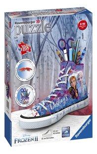Ravensburger puzzle 3D Girly Girl Disney La Reine des Neiges II Sneaker-Côté gauche