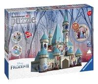 Ravensburger puzzle 3D Disney La Reine des Neiges II Château-Côté gauche