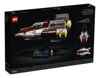 LEGO Star Wars 75275 Le chasseur A-wing-Arrière