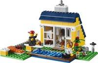 LEGO Creator 31035 La cabane de la plage-Détail de l'article
