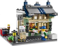 LEGO Creator 31036 Le magasin de jouets et l'épicerie-Détail de l'article