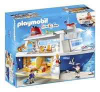 Playmobil Family Fun 6978 Cruiseschip-Vooraanzicht