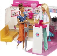 Barbie speelset Ambulance-Artikeldetail