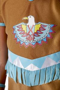 DreamLand déguisement d'indienne taille 164-Détail de l'article