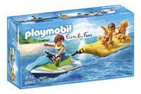Playmobil Family Fun 6980 Jetski met bananenboot