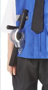 DreamLand déguisement de policier taille 128-Détail de l'article