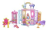Barbie Dreamtopia Château avec poupée et chiot-Avant