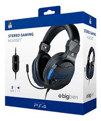 bigben casque-micro PS4 Official Stereo Gaming V3-Côté droit