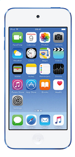 Apple iPod touch 128 GB blauw-Vooraanzicht