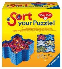 Ravensburger sorteerbakjes voor puzzel