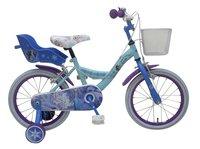 Vélo pour enfants Disney La Reine des Neiges 16' (monté à 95 %)