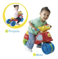 VTech Cyclo-moto 2 en 1-Avant